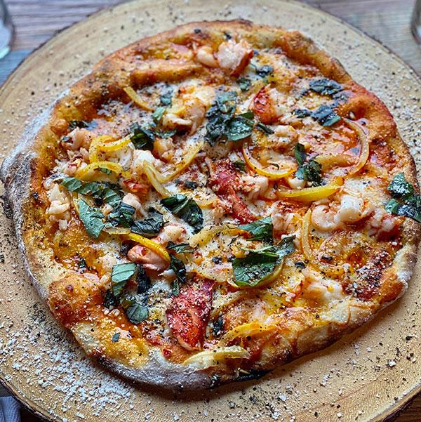 Belmar Kitchen by David Burke Pizza